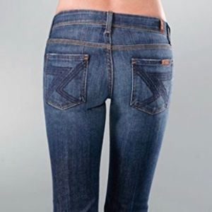 7 For All Mankind Woman's Jeans